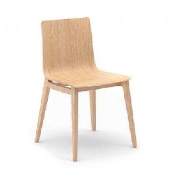 Silla emma silla emma silla de madera silla elegante for Modelos de sillas de madera