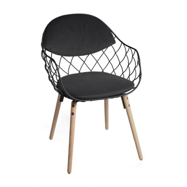 Silla trendy silla silla para comedor silla contempor nea silla para restaurant silla para - Sillas para terraza de bar ...